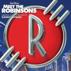 Meet the robinsons soundtrack cover