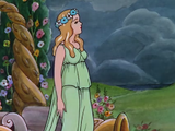 Persephone (The Goddess of Spring)