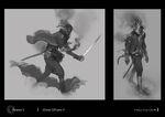 Pirates of the Caribbean Dead Men Tell No Tales - Concept Art 4