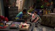 Raven's Home - 1x02 - Big Trouble in Little Apartment - Booker and Levi