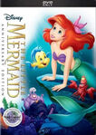 The Little Mermaid 2019 DVD