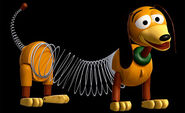 ToyStory SlinkyDog