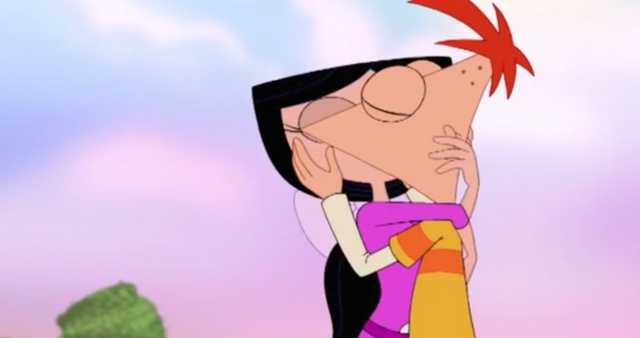 File:Adult Phineas and Isabella Kiss Again.png