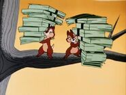 Chip N Dale - The Lone Chipmunks money1