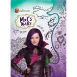 Descendants Mal's Diary Book