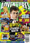 Disney Adventures Magazine Australia August 2007 Harry Potter