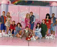 Disney scans barbie world