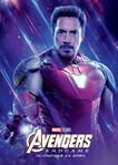 Endgame Internacional Character Poster (Iron Man)