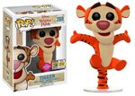 Flocked Tigger POP