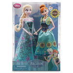 Frozen fever toys 1