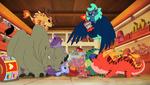 Jumba's Legendary Creatures 4