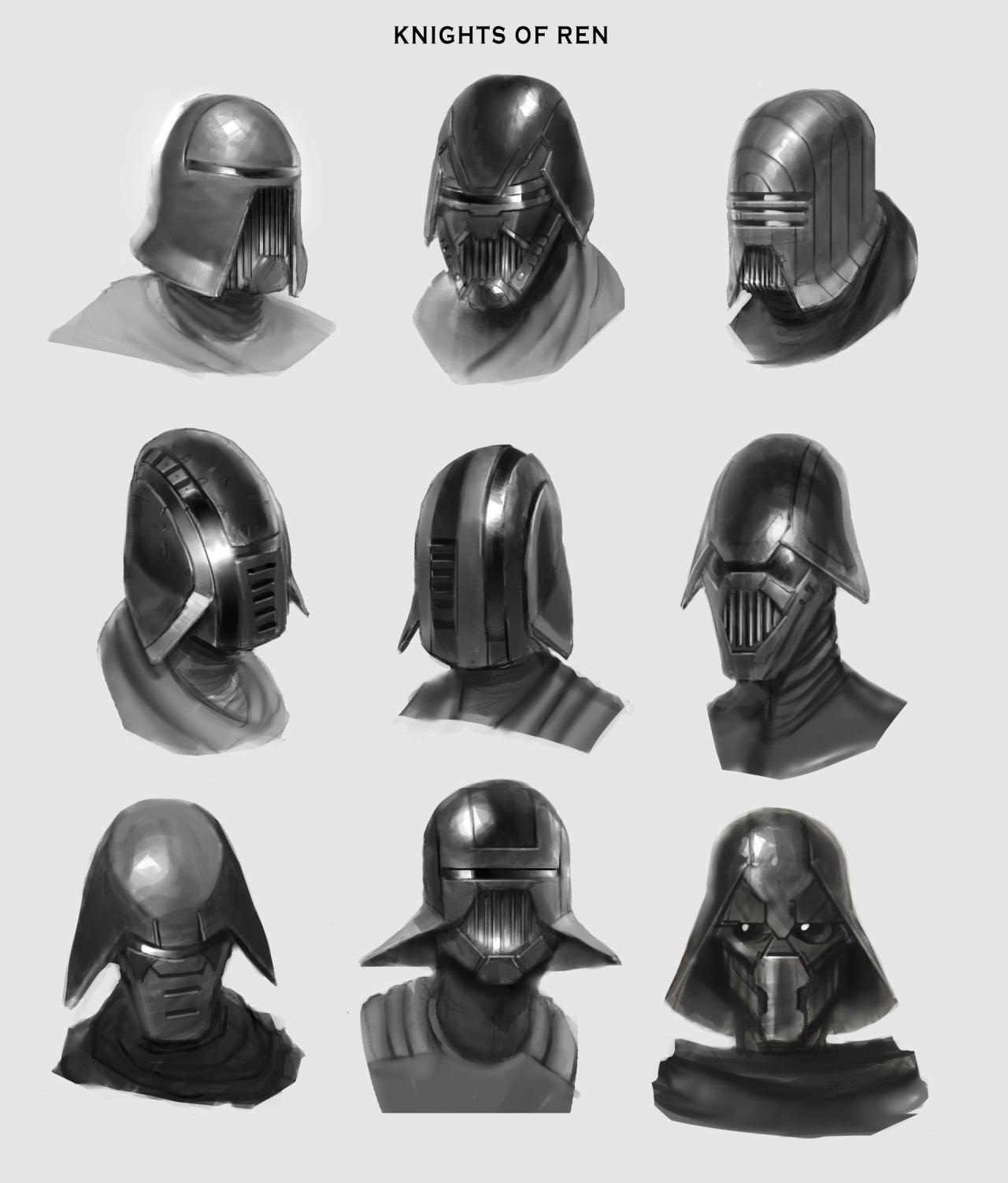 image knights of ren helmet concept jpg disney wiki fandom
