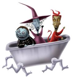 Lock, Shock, and Barrel | Disney Wiki | FANDOM powered by Wikia