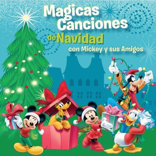 Canciones de navidad con mickey mouse