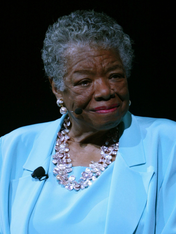 ffeacd3789 Maya Angelou (born Marguerite Annie Johnson  April 4