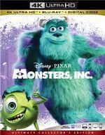 MonstersInc. 4KUHD