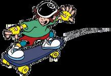 Mooseskateboard