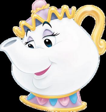 Mrs. Potts   Disney Wiki   FANDOM powered by Wikia