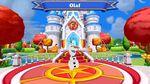 Olaf Disney Magic Kingdoms Welcome Screen