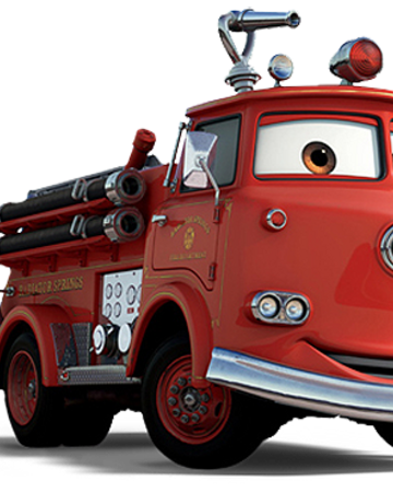 Red Cars Disney Wiki Fandom