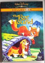 The Fox and the Hound 2003 AUS DVD