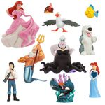 The Little Mermaid Deluxe Figure Play Set