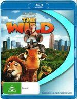 The Wild 2007 AUS Blu Ray Alternate
