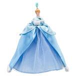 2010 Disney Store Cinderella Winter Christmas Ornament