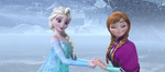 Anna and Elsa—Sisters before misters