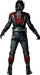 Ant-Man Suit Back