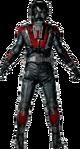 Ant-Man Suit Back