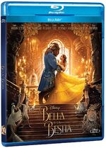 Beauty and the Beast 2017 Blu-Ray México