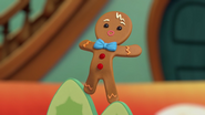 Can't catch Gingerbread Jimmy