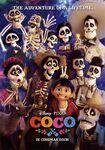 Coco Skelette Filmposter