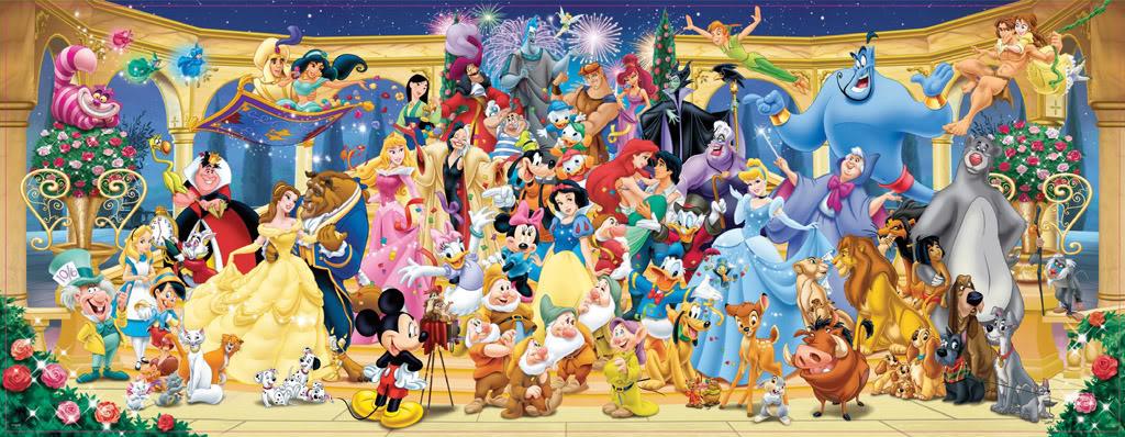 Image - Disney characters.jpg | Disney Wiki | FANDOM ...  Image - Disney ...