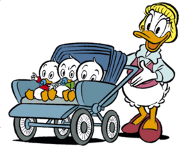 Dumbella-duck