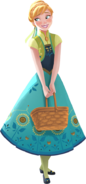 Frozen Fever - Anna 1