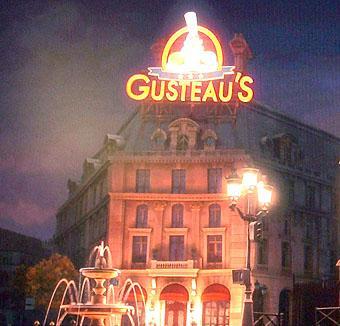 Restaurant Gusto Paris