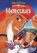 Hercules 2002 UK DVD