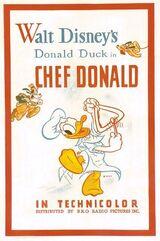 I disastri in cucina (Chef Donald)
