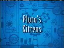 Pluto's Kittens