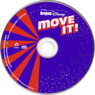 Radio disney move it cd