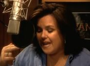 Rosie O'Donnell behind the scenes Tarzan