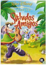 Saludos Amigos 2010 Dutch DVD