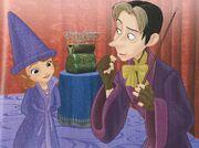 Sofia's Magic Lesson 5