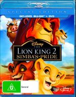 The Lion King II 2012 AUS B