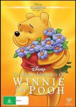 The Many Adventures of Winnie the Pooh 2016 AUS DVD