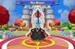The Mayor Disney Magic Kingdoms Welcome Screen