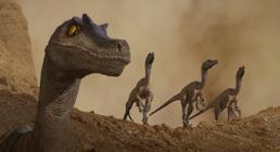 Велоцирапторы - Динозавр
