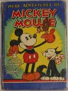 1932 more adventures of mickey mouse dean
